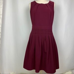 Banana Republic Bosenberry Sleeveless Dress, Sz 10